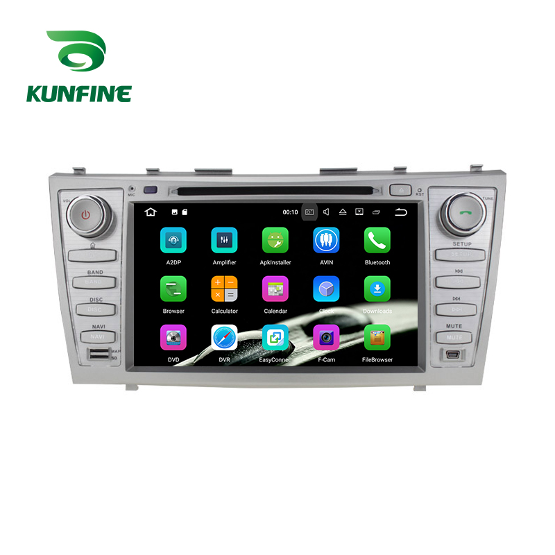 Android Car DVD GPS Navigation Multimedia Player Car Stereo For TOYOTA CAMRY(2007-2010) 8.0 Radio Headunit (3)