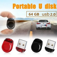 Fashion Hot Sale Mini Cute Car Stereo /PC USB Flash Drive Difts Storage Pen Drive 4GB/8GB/16GB/32GB/ 64GB USB 2.0(China)