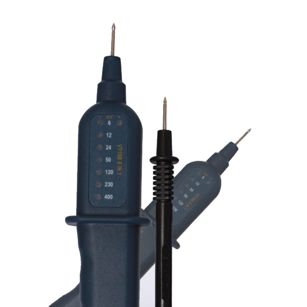 Spannungsprüfer AC DC Elektrisch Stift Polarität Strom Detektor Sensor