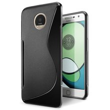 Soft TPU Protective Case For Motorola MOTO Z PLAY Droid Crystal Silicon Housing Case Non-Slip Cover For MOTO Z PLAY Case XT1635