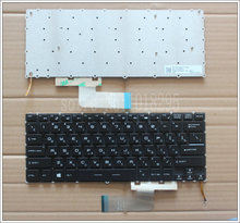 New Russian Laptop Keyboard for MSI Steelseries GS43 GS40 GS40-6QE81FD GS43VR RU Keyboard Backlit(China)