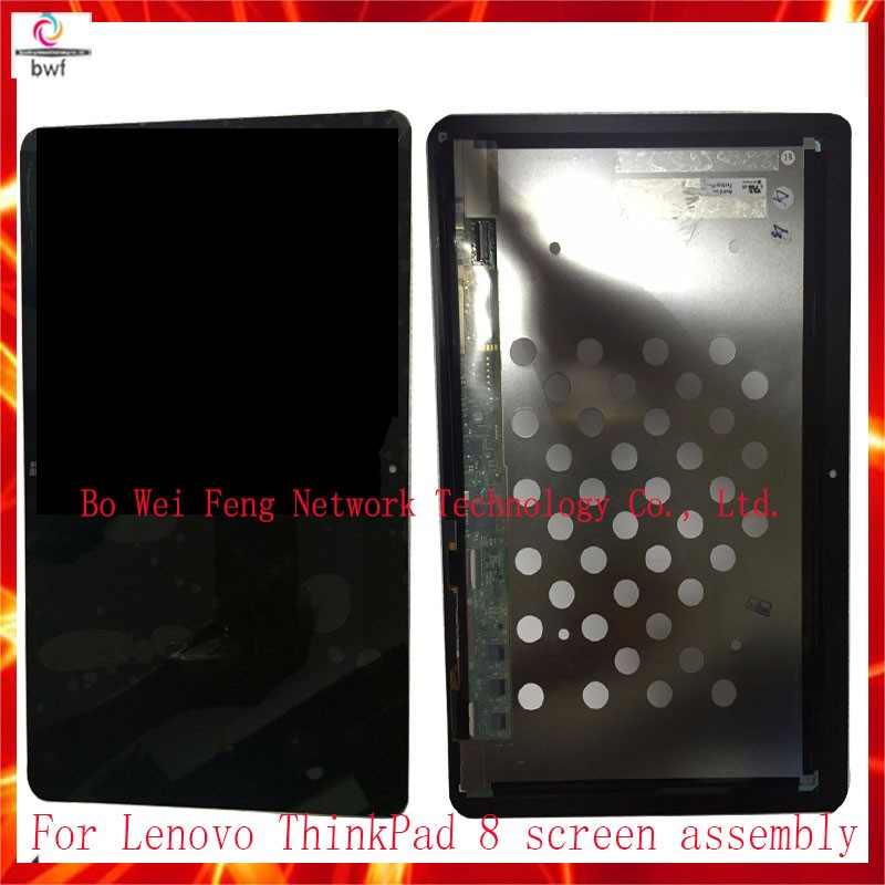 30Pcs/lot DHL EMS High Quality LCD Screen Assembly+Touch Digitiser For Lenovo Thinkpad 8 Inside LP083WU1-SP A1 With Or No Frame<br><br>Aliexpress