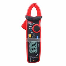 UNI-T DIGITAL UT210E 100Amp 600V AC DC CLAMP METER Multimeter True RMS VFC diode(China)