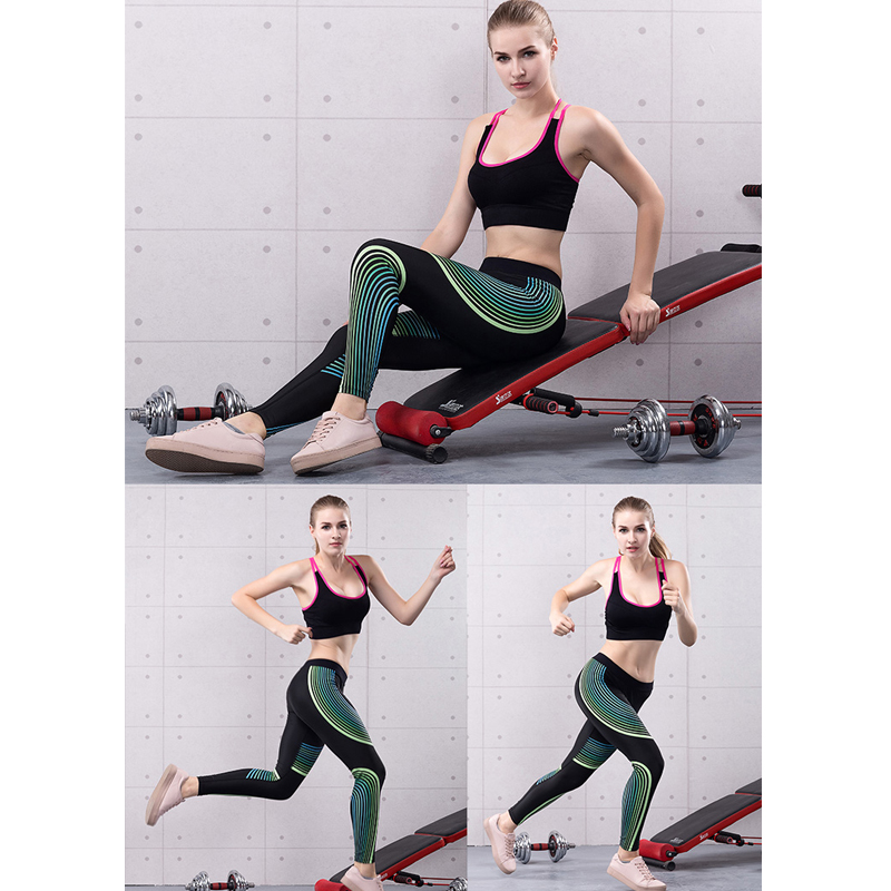 Female Women Compression Fitness Tights