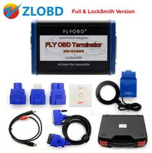 2017 newest full/Locksmith version FLY OBD Terminator Free Update Online with Free J2534 Software instead VVDI2 On Sale(China)