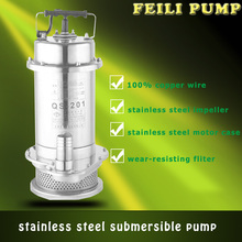 submersible electric pump Beijing Olympic use feili pump submersible sand pump