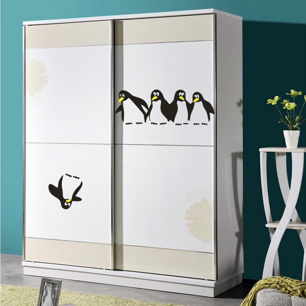 HTB1kDzQQXXXXXccXFXXq6xXFXXXL - Penguin Refrigerator Sticker For Kitchen