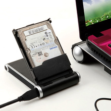 USB 3.0 SSD Enclosure External HDD Case Hard Drive Caddy SATA Enclosure For Mac OS Windows System