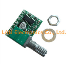 PAM8403 mini 5V digital amplifier board with switch potentiometer can be USB powered(China)