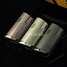 FREE SHIPPING Cohiba 3 Flame Torch Lighter row of 3 flame cigar light