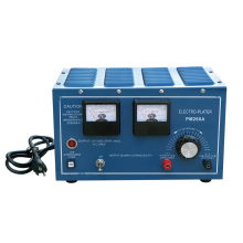 Platinum Silver Gold Plating Machine Jewelry Plater Electroplating Rectifier 30A(China)