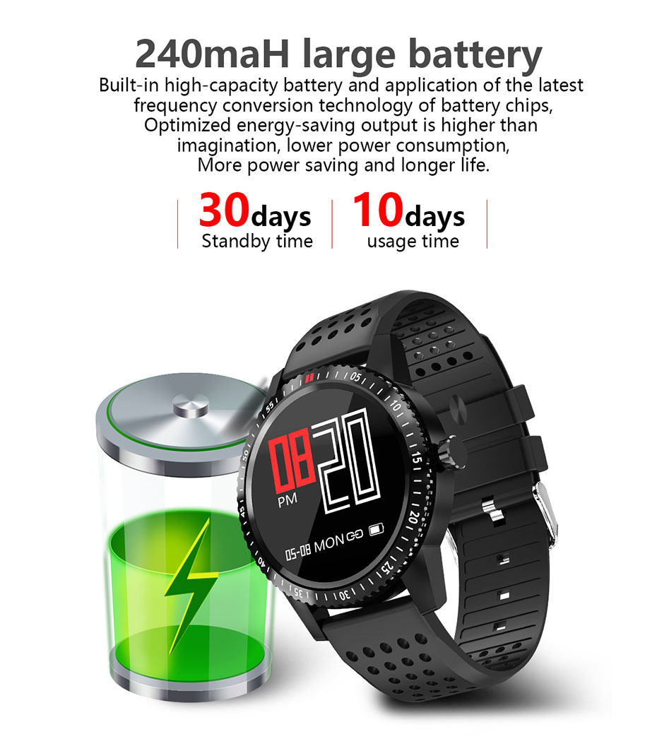 COLMI Smartwatch IP67 Waterproof Wearable Device Heart Rate Monitor Color Display Smart Watch For Android IOS_09