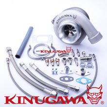 "Kinugawa Ball Bearing Billet Turbocharger GT3582R AR.57 T3 3"" V-Band for TOYOTA 1JZ-GTE 2JZ-GTE"