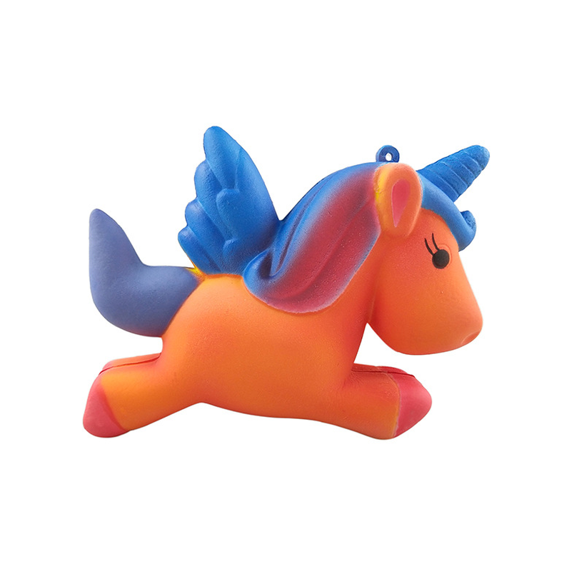 Pegasus Warm Color Change Squishy Toy 5
