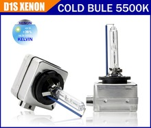 Free shipping 100% OEM 2 pcs D1S Xenon HID 4300K 5500K warm white ,cold white, bulb lamp headlight with color box