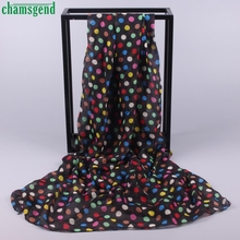 Trendy Style New Hot Spring Summer Women Long Soft Wrap scarf Ladies Shawl Chiffon Scarf Scarves Gift 1PC