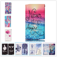 For Bush Case Mobile Phone Case High Quality Fashion Painting Wallet Case For Bush Spira C2 Argos Bush Spira C2 Free Shipping