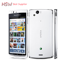 original Original Unlocked Sony Ericsson Xperia Arc S LT18i 4.2 Inch 3G WIFI A-GPS 8MP Camera Android Refurbished Mobile Phone