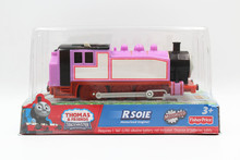 R9208Thomas and friends ROSIE little train engine toys Trackmaster plastic material kids toys