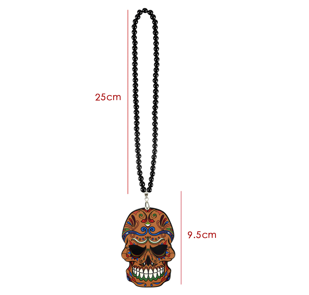 2017 Mastermind Anniversary Skull Car Auto Rearview Mirror Pendant Ornament Hang