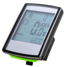 Mounchain Wireless Bike Computer Bicycle Speedometer Waterproof Stopwatch Backlight Cadence/Heart-Rate/Speed ciclocomputador(China)