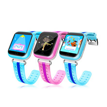 "Kids SmartWatch 1.54"" HD Touch Screen for Android IOS System multi-languages Kids Moblie Phone WIFI Positioning Watch baby watch(China)"