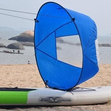 swimsuit for surfing power Style Durable Two color Kayak boat Surfboard wind Paddle Sup Board Sail with clear window surf(China)