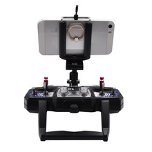 Tablet Cell Phone Transmitter Support Holder Mount Bracket for Flysky FS-I6