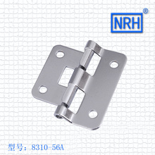 NRH8310-56 air box hinge support hinge Detachable hinge Wooden box Remove hinge Chrome plated iron