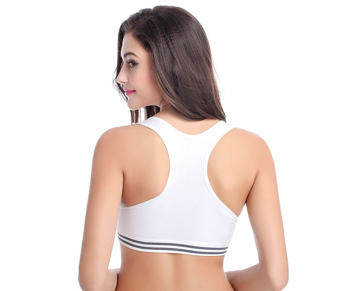 Women Yoga Fitness Sports Bra For Female Running Gym Tank Top Breathable Sport Brassiere Push Up Padded Quick Dry Vest Plus Size