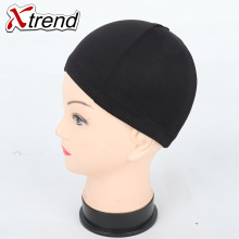 Xtrend 1-10pcs Spandex Dome Cap For Wig Cap Snood Nylon Strech Hairnets Wig Caps For Making Wigs Glueless Hair Net Wig Liner