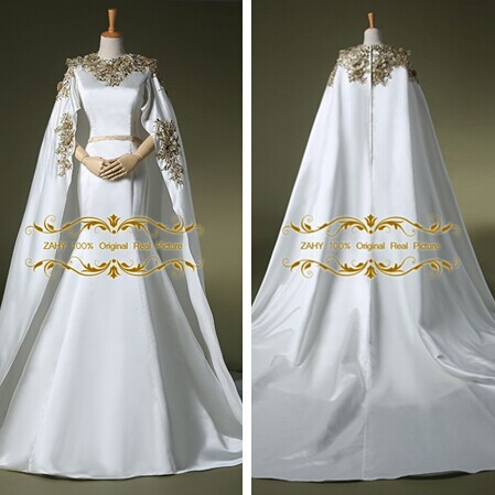 Wedding Gowns with Coats Promotion-Shop for Promotional Wedding ...