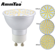 Dimmable GU10 Led Lamp Aluminum Body Led Spotlight 3W 5W 7W AC 220V SMD2835 GU 10 LED Bulbs for Home Energy Saving Lamparas Led