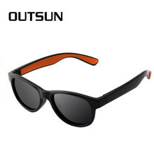 112d77686df58 Fuera Sol unbreakable Kids Gafas de sol polarizadas Niños 2018 niños de  calidad superior Sol Gafas para Niñas gafas UV400 gafas