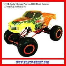 R/C Cars Pangolin 1/10th 4WD RTR Electric Powered Off-Road Crawler 94180(China)