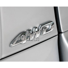 3D 4WD 4x4 Metal Sticker Car-Styling For Lexus Toyota Corolla Rav4 Auris Prius Ssangyong Kyron Rexton Korando Actyon Accessories(China)