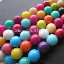 Stone Beads 10mm Mountain Stone Beads Mix Color  for jewelry making Fashion Accessoires