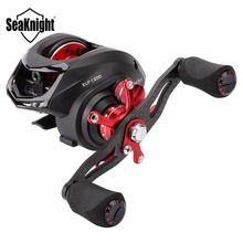 SeaKnight ELF1200 Carbon Fiber Super Light 169g Two Brake Systems Baitcasting Fishing Reel 14BB Baitcasting Reel Fishing Reel