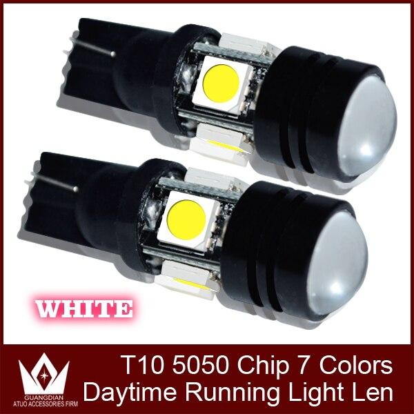 Guang Dian Car light Led Clearance lamp width light  Parking License Plate Light T10 Canbus W5W 194 10pcs 50pcs 100pcs<br><br>Aliexpress