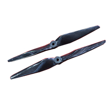 "F02429 9*5"" 3K Carbon Fiber Propeller CW CCW 9050 CF Props Cons For RC Quadcopter Hexacopter Multi Free ship(China)"