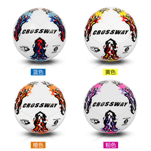 Best Quality Official Soccer Standard Size 5 PU Football Soft Wear Resistant Adult Teens Practice Match Training Balls Wholesale