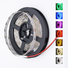 5m/Pack Waterproof LED Strip light 5m Garland Gaskets SMD 2835 Brighter Than 3528 Flexible DC 12V 300LEDs Home Party Wire Tape