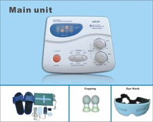 100% guarantee!!! CE Approval Best Professional electrical muscle stimulator ems machine with infraredheat for spa beauty(China)