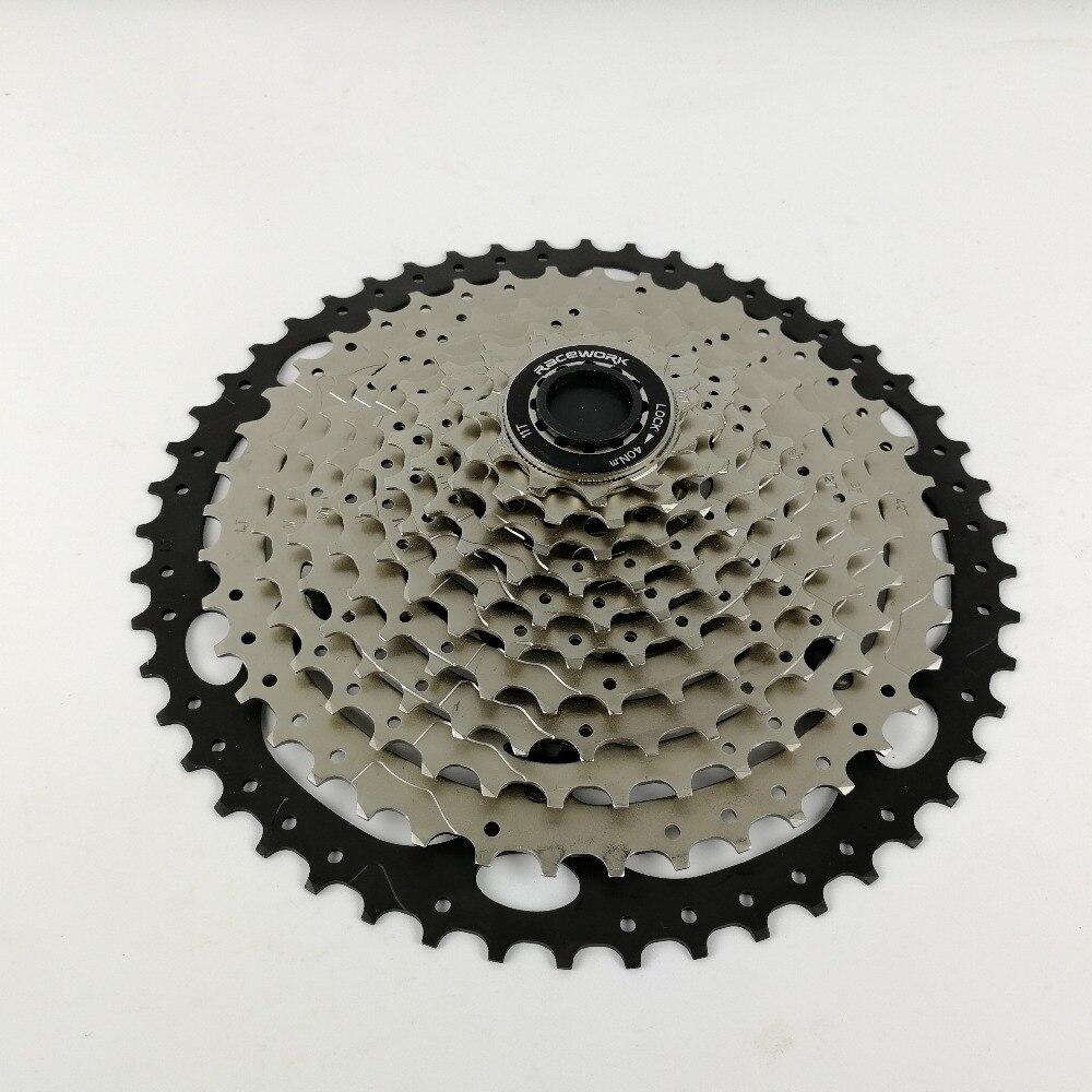 cassette sprocket mtb 11s shimano 11-40t aluminium MICROSHIFT bike SPROCKETS