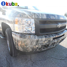 Mossy Oak Graphics Camo Vinyl Wrap Sheet Camouflage Film for Cars Realtree Camouflage Vinyl 1.52*3m/5m/15m(China)