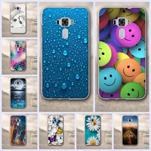 Silicon for Asus Zenfone 3 Laser ZC551KL Back Cover Cute 3D Relief Cartoon Case Cover for Asus Zenfone 3 Laser ZC551KL shell