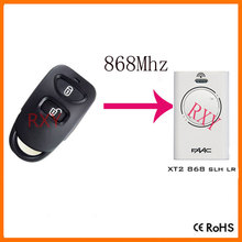 free shipping Copy FAAC XT2 868 SLH LR(787009) rolling code remote for garage door