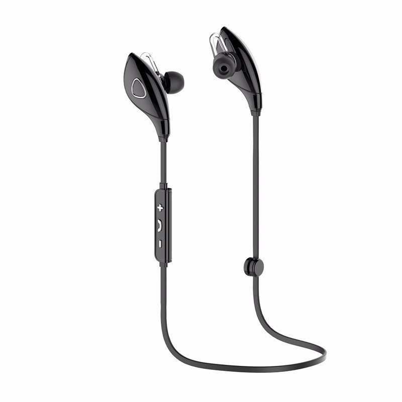 Brand New LED Bluetooth Earphone QY7SV CSR Stereo Subwoofer  wireless Sport Earphones V4.2 Bluetooth Headset for iphone xiaomi<br><br>Aliexpress