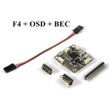 OMNIBUS Betaflight F4 V2 PRO Flight Controller Board w/ Baro Built-in OSD With Power Supply For RC FPV Mini Racing Drone