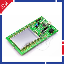 Free shipping STM32F429I-DISCO Embeded ST-LINK/V2 STM32 Touch Screen Evaluation Development Board STM32F4 DiscoveryKit STM32F429(China)